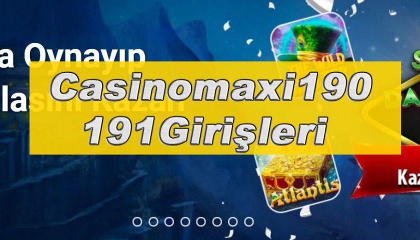 Casinomaxi-Jackpot
